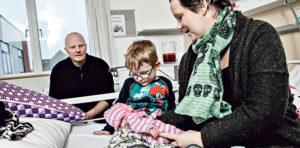 Pædiatere kæmper mod centralisering