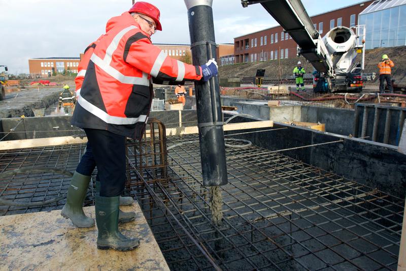 Skejby sætter officielt skub i betonkanonerne
