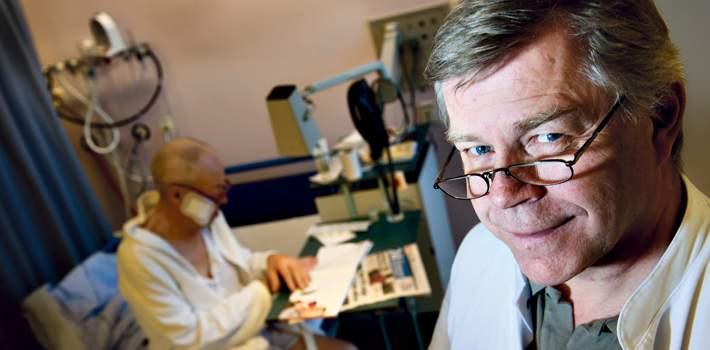 Psykologisk indsigt skal forbedre medicinering af KOL-patienter