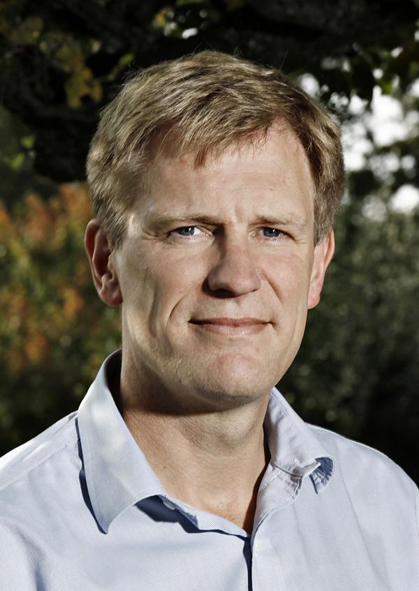 Peter Rossing bliver professor ved Aarhus Universitet