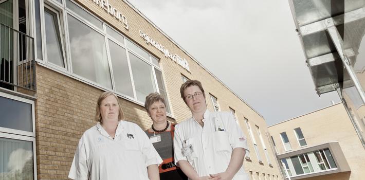Sådan sikrer Silkeborg hurtig vurdering af multi-syge