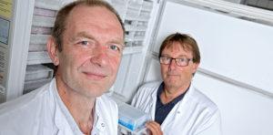 Hyppige blodprøver skal styrke monitoreringen af lungekræft