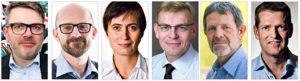 Efterlyses: Fire meget modige direktører