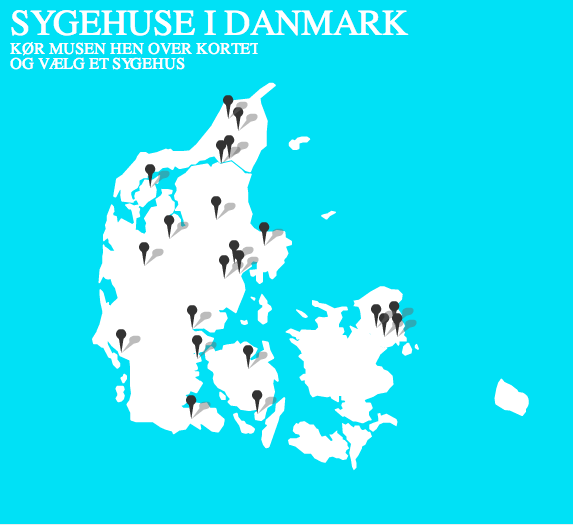 Regioner åbner hjemmeside om sygehusbyggeri