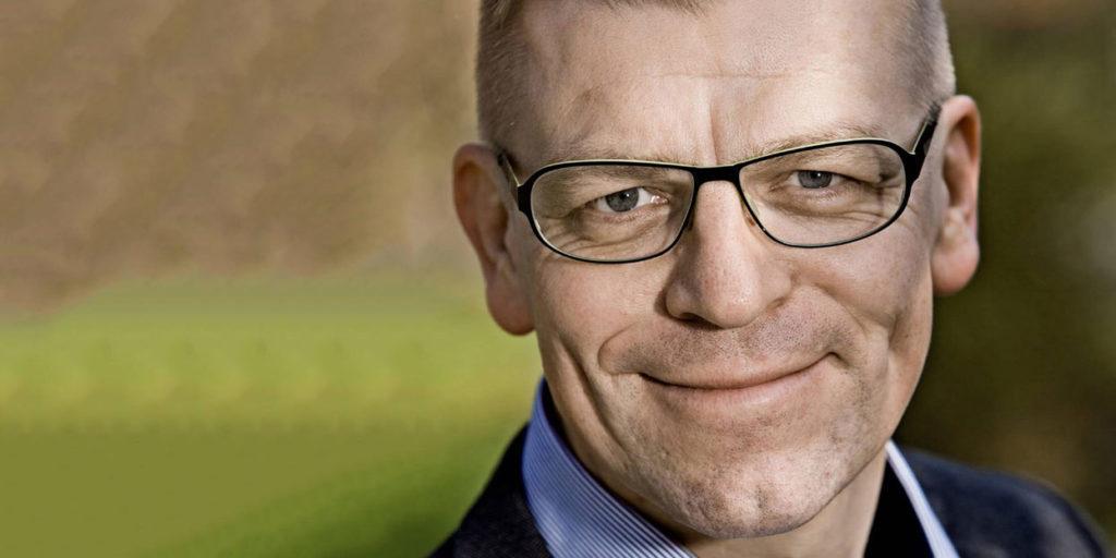 Erik Jylling: Jeg skal lære at være embedsmand