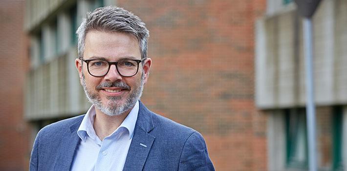 Jens Winther Jensen forlader job som koncerndirektør