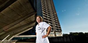 Sundhedsvæsenets dygtigste: Inge Marie Svane er den nye pige i klassen