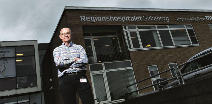 Silkeborg holder døgnåbent for kroniske patienter