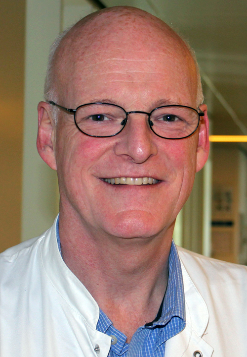 Steffen Ulrik Friis ny ledende overlæge på Gentofte Hospital