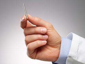 Tændstiktynd minipumpe skal hjælpe diabetespatienter til bedre compliance