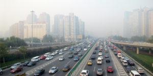 Kinesiske astma- og allergipatienter lider under massiv forurening