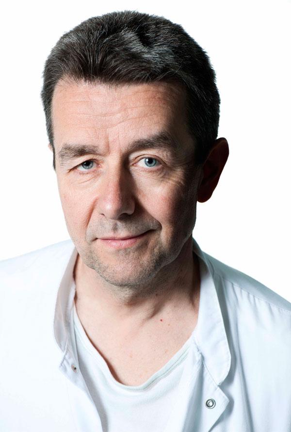 Lars Køber modtager Hagedornprisen