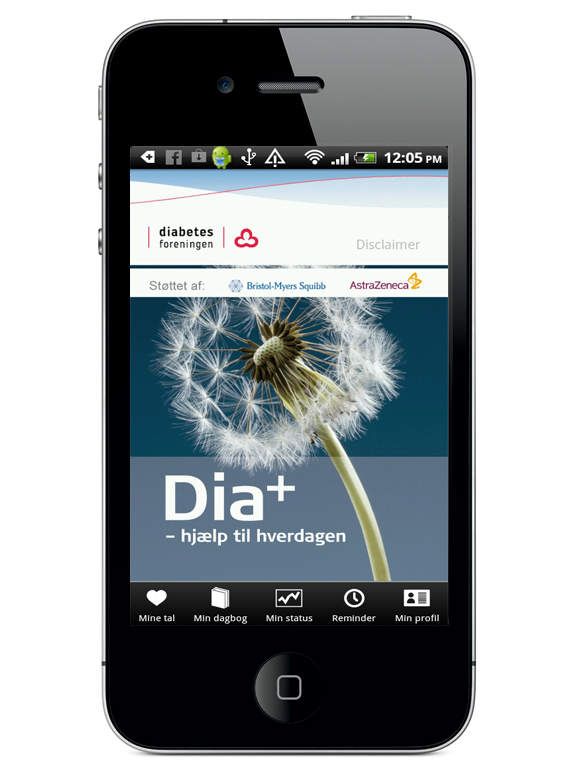 Ny mobil-app til diabetikere