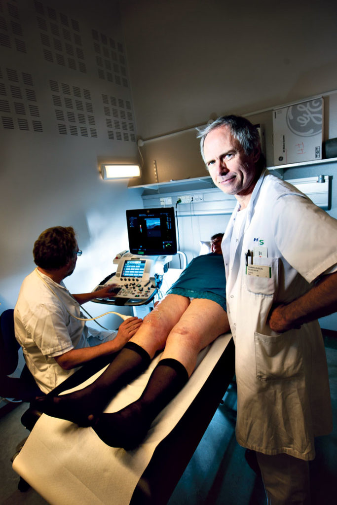 Patienter skal tabe sig til bedre knæ