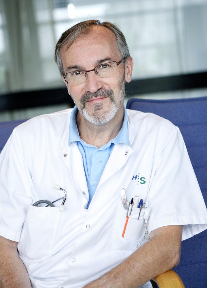Peter Lange bliver ny lungeprofessor