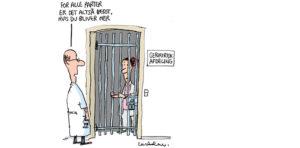 Kamp om det geriatriske speciale