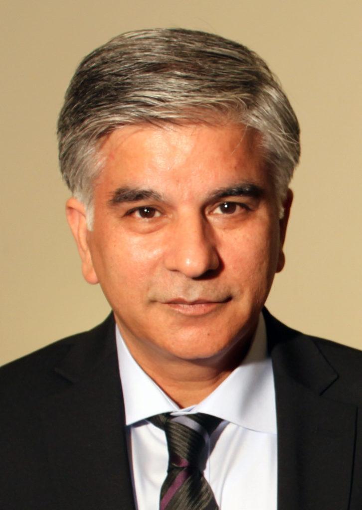 Muhammad Afzal ny overlæge på Ortopædkirurgisk Afdeling i Næstved