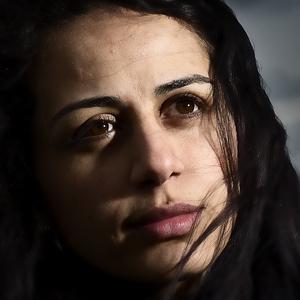 Hun hjalp de sårede oprørere på libysk hospital