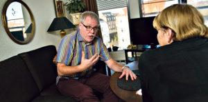Korsørlæger holder tæt kontakt til deres kræftpatienter