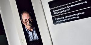 Lægemiddelstyrelsens 'grand old man' takker af