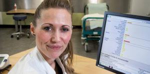 Spørgeskemaer erstatter lægelige kontroller på OUH