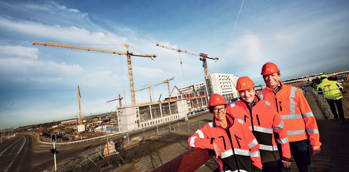 Aarhus til den store eksamen