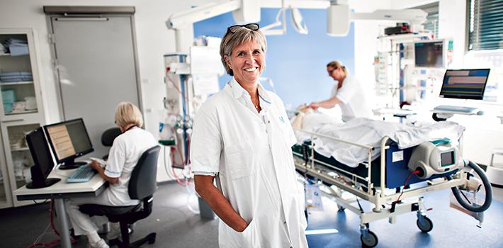 Hovedstadens hospitaler i succesfuld kamp mod infektioner