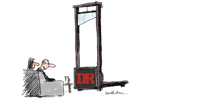 DR går – igen – efter lægens hoved
