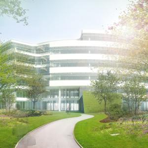 Novo Nordisk bygger nyt hovedkvarter i Bagsværd