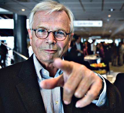 Erik Juhl: »Vi har aldrig sagt 17 kvadratmeter«