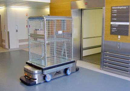 Fremtidens hospitaler bliver højteknologiske