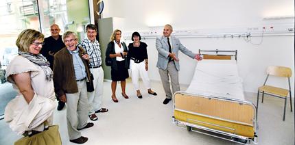 På hospitals-shopping med Region Nordjylland