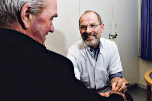 Gigtpatienter tilfredse med behovsstyret forløb