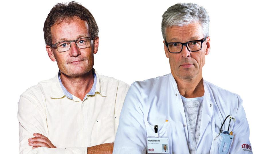 Professorer: Politikerne oversælger den patientansvarlige læge