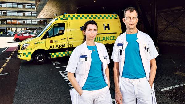 »Jeg får jo dårlig samvittighed over at tilbyde ansættelse til disse tre læger, da jeg ved, at det tørlægger Hillerød«