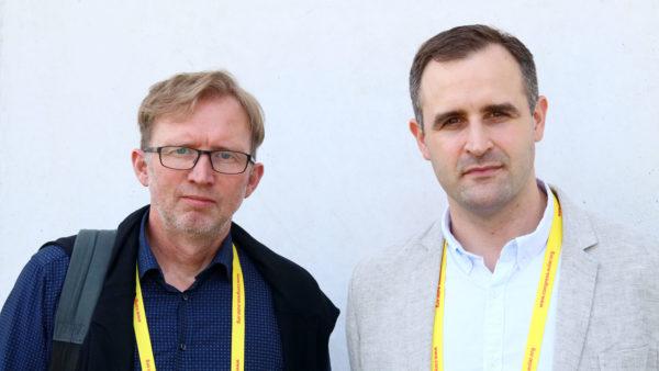 Torkell Ellingsen og Dzenan Masic