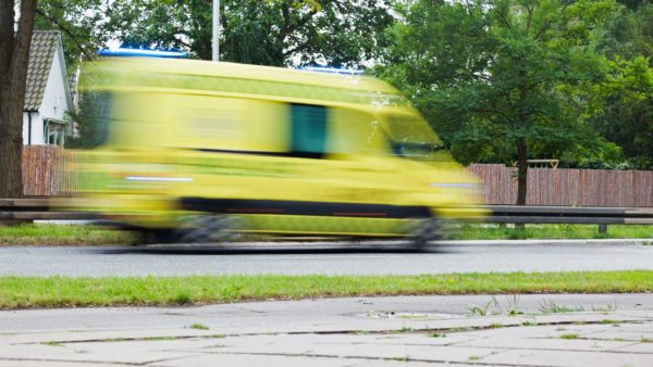 Ingen fordel ved behandling af hjertepatienter i ambulance