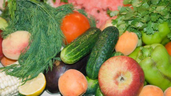 Selv lille indtag af frugt og grønt er sundt