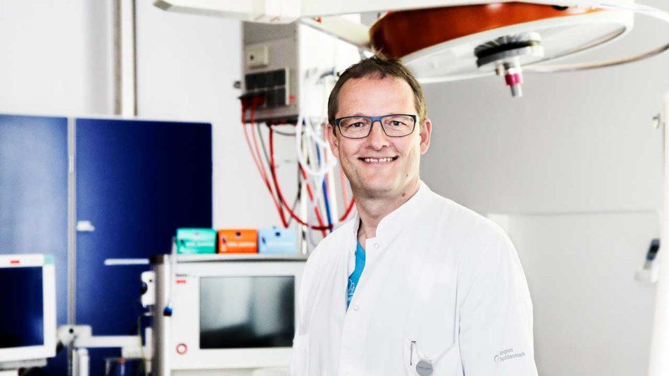 Vejle opretter palliativt center til tarmkræftpatienter
