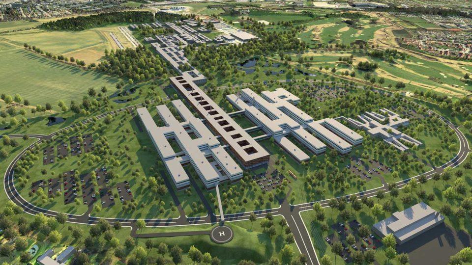 Italienere skal bygge nyt supersygehus på Fyn