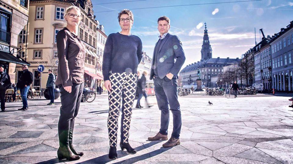 Freitag, Christensen og Friis