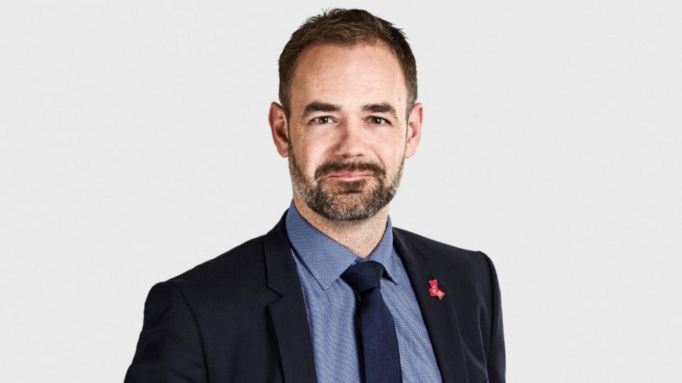 Jacob Bundsgaard er ny formand i KL
