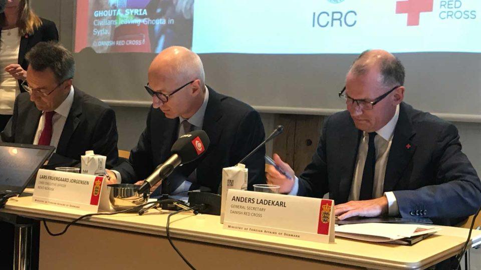 Novo Nordisk og Røde Kors vil sikre billig insulin i konfliktområder