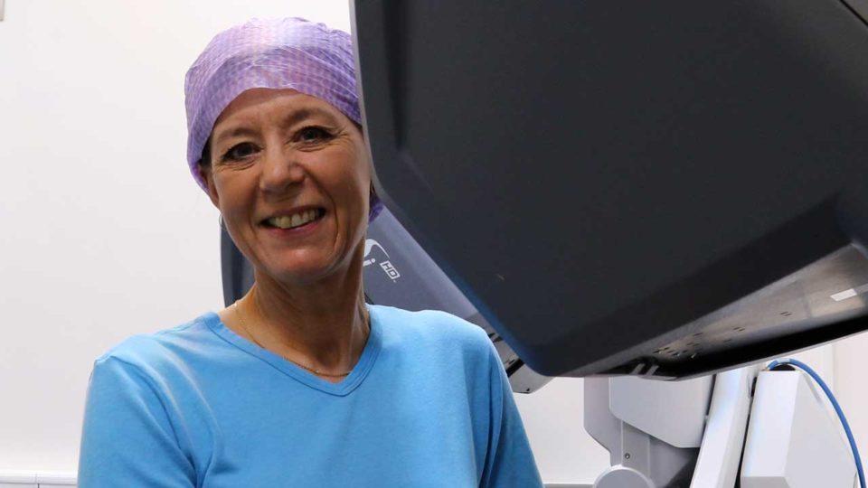 Odense får Danmarks første professor i gynækologisk kræftkirurgi