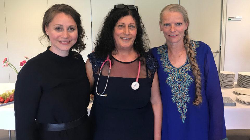 Fælles indsats fik lægerne tilbage til Tingbjerg