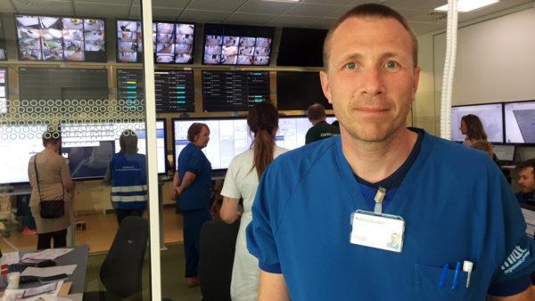 En overlæges første dag på nyåbnet akutafdeling i Skejby