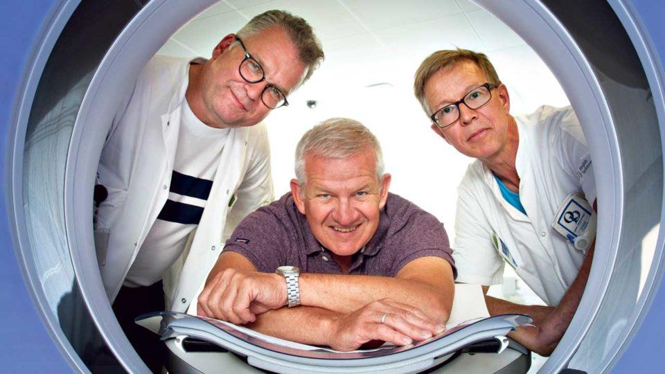 Høj forekomst af aortaaneurismer hos danske mænd
