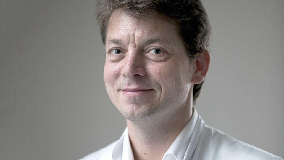 Oliver Hendricks