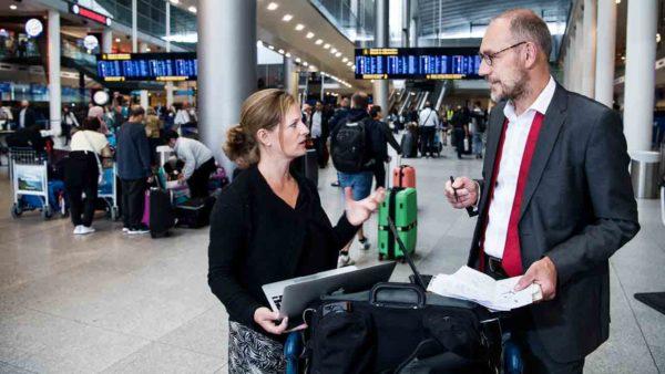 Søren Jacobsen og Karen Schreiber