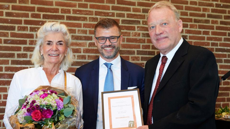Diabetes-professor modtager ærespris for banebrydende forskning